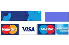Paiement sécurisé avec Paypal ou Stripe